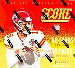 2021 Score Football Cards - You Pick #1 - #300  Complete you set! Panini NFL