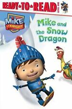 Mike and the Snow Dragon (Mike the Knight)  Paperback