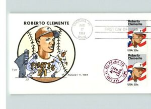 ROBERTO CLEMENTE, Hand Painted, Pittsburg Pirates Baseball team, Dual Puerto Ric