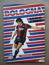 Bologna 1988 Nicola Bosio Forte Editore Almanacco Sport Calcio Giocatori Squadra