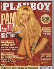 Frankreich PLAYBOY Juin Juni 06/2004 No 47 Pamela Anderson, Nicole Whitehead