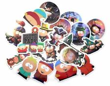 South Park Characters Vinyl Decal Stickers Assorted Lot of 21 Pieces