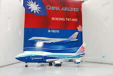 """1:200 Inflight CHINA AIRLINES Boeing 747-400 """"Dreamliner"""" B-18210 RARE Sold Out!"""