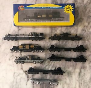 Lionel Rivarossi Athearn HO Lot of 9 Diesel Locomotive Chassis Project Repair