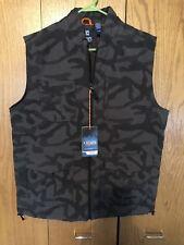 Nwt New Mens Ralph Lauren Chaps Trail Camo Vest Jacket Large L