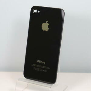 Apple iPhone 4S A1387 Black Back Cover Replacement Part