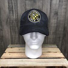 Adidas - Columbus Crew SC MLS Snapback Hat Mapfre Insurance Soccer Black Camo
