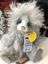 Rag doll Mohair minimo by Isabelle Lee for Charlie Bears Gorgeous! 8 inches