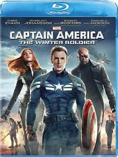 Captain America: The Winter Soldier [Blu-ray] USED!