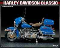 "1/10 Harley Davidson Classic ""The Iron Horse 80 Big Twin"" / Academy Model Kit"