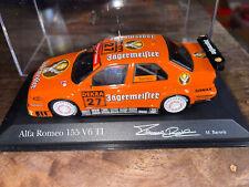 Paul's Model Art Minichamps 1:43 Alfa Romeo 155 V6 TI DTM 94  M Bartels Uu