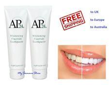 1X 2X Nu Skin AP-24 NuSkin AP24 Whitening Fluoride Toothpaste 110g 4oz GENUINE