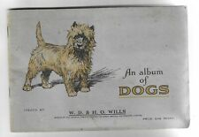 Wills Cigarette  Cards - 1937 Dogs complete album - pre-owned