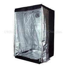 "48 x 48 x 78"" 4 x  4 Ft 100% Reflective Mylar Hydroponic Indoor Grow Room Tent"