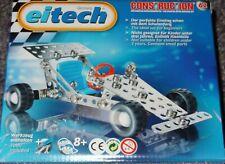 Race Car Construction Set Eitech C62 Metal Building Toy
