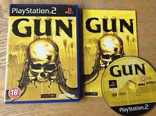 Gun Ps2 Game! Complete! Look In The Shop!