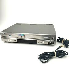 New listing Samsung Dvd V-2000 Dvd Vcr Combo Player Recorder Hi Fi With Remote Av Cables