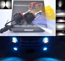 LED Kit V 60W H11 10000K Blue Two Bulbs Head Light Low Beam Replace Upgrade OE