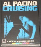 CRUISING usa blu-ray NEW SEALED special edition arrow AL PACINO william friedkin