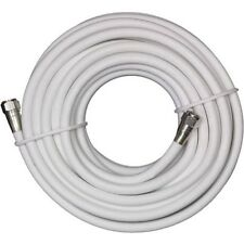 Digiwave RG6-21050WF 50' RG6 Coaxial Cable - White