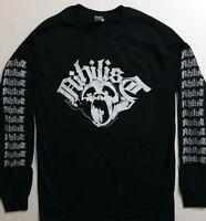 NIHILIST shirt Death Metal LONGSLEEVE AUTOPSY Entombed Unleashed Grave tee S-XL