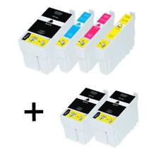 6 inks for WF-7610DWF WF-7620DTWF WF-7620TWF WF-7710DWF WF-7715DWF WF-7720DTWF