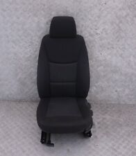 BMW 3 SERIES E90 E91 Cloth Interior Front Left Passenger Seat with Airbag N/S