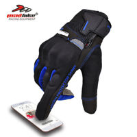 Thermal Motorbike Motorcycle Gloves Carbon Fabric Knuckle Protection