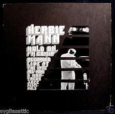 HERBIE MANN-HOLD ON, I'M COMIN'-Jazz Vinyl Album-1973 ATLANTIC #SD 1632-Flute
