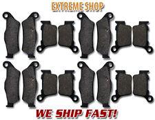 (8 Sets) KTM F+R Brake Pads EXC 125 (04-07) SX 125 (04-14) XC 150 200 250 300 >