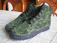99's series China PLA Army,Air Force,2nd Artillery Camo Winter Training Boots