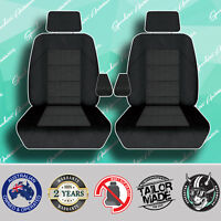 FOR TOYOTA HIACE 1999-2000 SBV, 100 SERIES BLACK TAILOR MADE CAR SEAT COVER