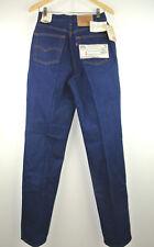 LEVI'S Vintage Women's 505 Jean Raw Denim NEW Old Stock NOS sz 14 Actual 28 x 34