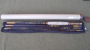 Vintage Browning Silaflex 4 piece Fiberglass Fly Rod
