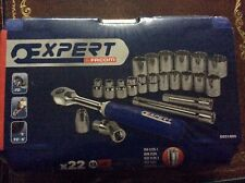 FACOM 3/8 socket set 22 piece,ratchet,extension,mechanic,gift,garage,Christmas