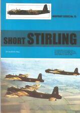 Short Stirling, British heavy bomber (Warpaint No 15)