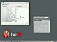 TrueOS | FreeBSD Desktop Operating System with ZFS on DVD