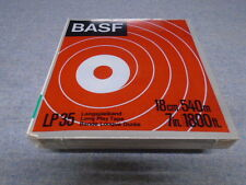 BASF LP 35 LONG PLAY TAPE 18CM 540M 7 in. 1800FT NEW SEALED