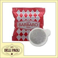 900 cialde Caffè Barbaro Cremoso Napoli miscela Rossa RED ese 44 mm