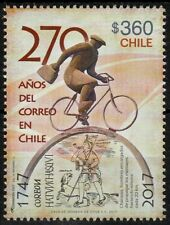 Chile 2017 270 years Postal Service in Chile MNH