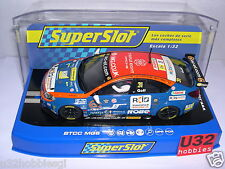 SUPERSLOT H3736 MG6 #31 BTCC TRIPLE HUIT RACING GOFF SCALEXTRIC RU MB