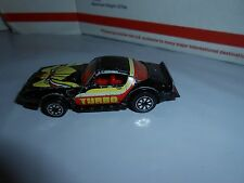 VTG 1980 KENNER FAST 111's BLAZIN BANDIT TURBO FIREBIRD TRANS AM IOWA PLATE
