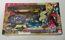 Kamen Masked Rider Kabuto DX Perfect Zecter Hyper Gun Sword Weapon Series 11