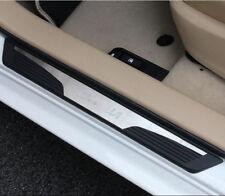 For Toyota Corolla 2016 2017 2018 Car Door Sill Trim Guard Plate Protectors 4PCS