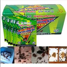 10X effektive Powder Cockroach Killing Bait Roach Killer Wunderbare Insektizid F