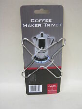 New Grunwerg Stove Cafetiere Coffee Maker Trivet T4287/C