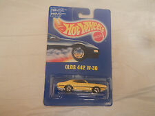 1991 Hot Wheels Olds 442 W-30 12360