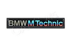 GENUINE OEM BMW E36 Coupe Sedan Trunk Lid is Emblem Badge Logo Sign 51148122481