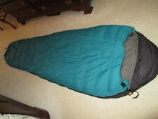 Rei Goose Down Sleeping Bag. (Please see description).
