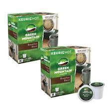Green Mountain Coffee, Breakfast Blend, Light Roast, Keurig K-Cups, 180-Count